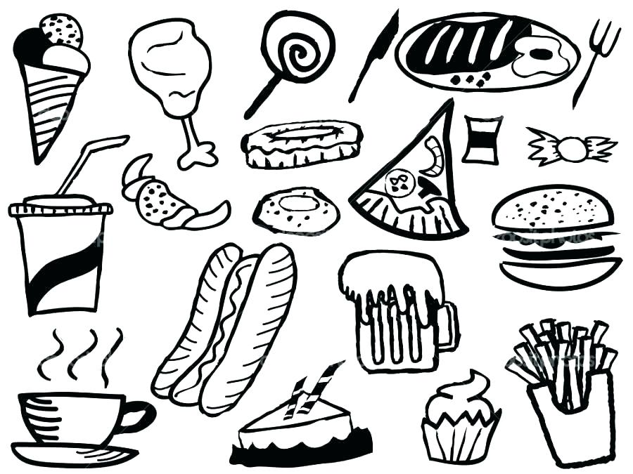 900x675 Healthy Food Coloring Page Food Coloring Page Food Coloring Page