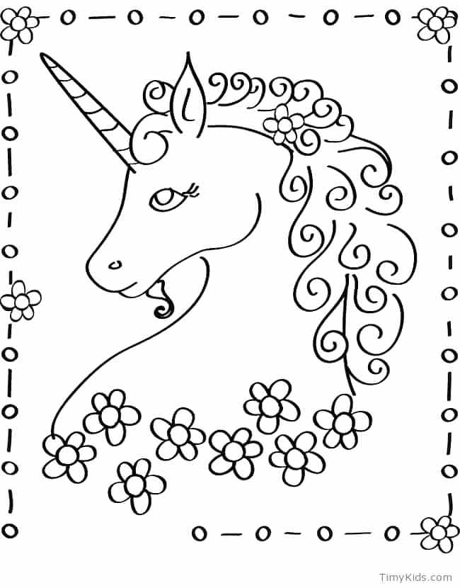 650x830 Printable Unicorn Coloring Pages Unicorn Coloring Pages Printable