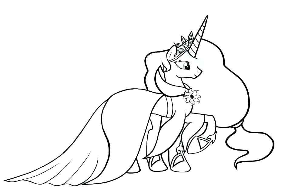 940x626 Printable Unicorn Rainbow Coloring Pages As G