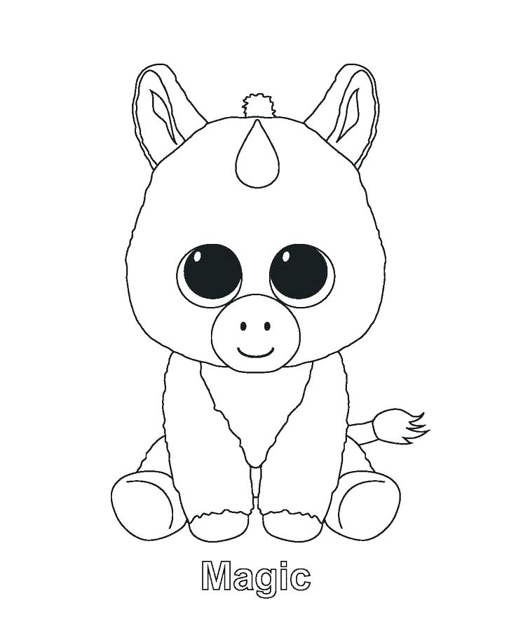 736x893 Free Printable Unicorn Coloring Pages