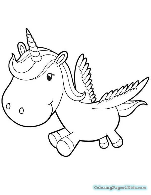 600x776 Coloring Pages Cute Anime Unicorn Coloring Pages For Kids