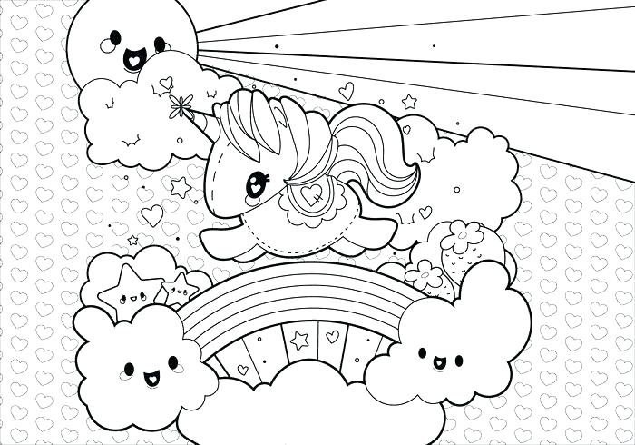 700x490 Cute Unicorn Coloring Pages Plus Fresh Cute Unicorn Coloring Pages