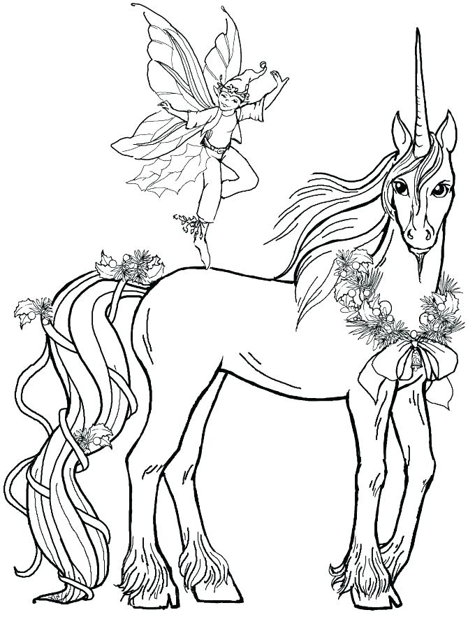 670x882 Unicorn Color Pages Pictures Of Unicorns To Color Coloring Pages