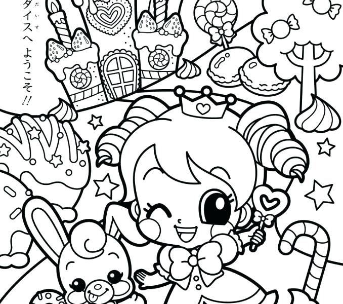 Unicorn Coloring Pages For Girls at GetDrawings | Free ...