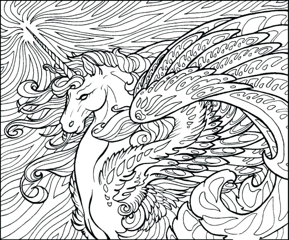 960x796 Unicorn Coloring Pages Unicorn Coloring Book Together With Unicorn
