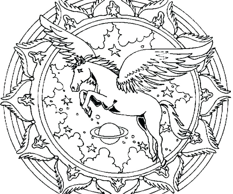 960x800 Unicorns Coloring Pages Unicorn Color Page Cute Unicorn Coloring