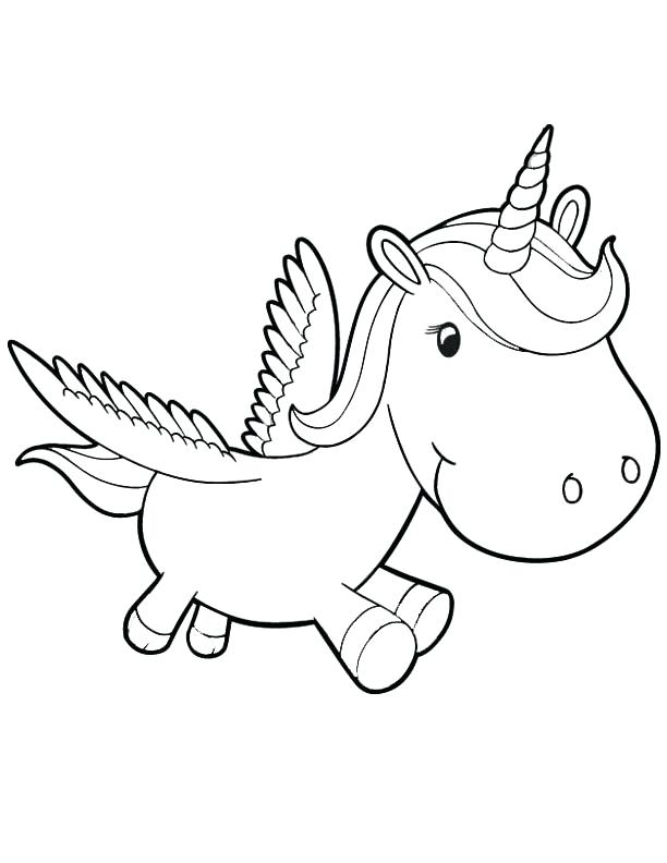 612x792 Coloring Pages Unicorns Unicorn Coloring Pages Printable Unicorn
