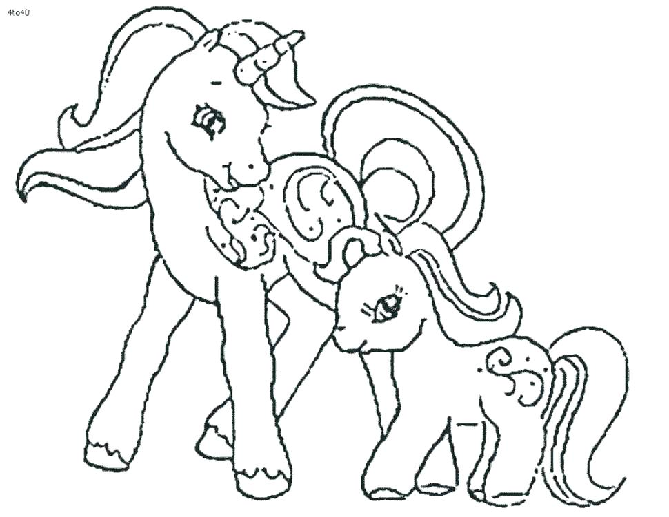970x751 Printable Unicorn Coloring Pages A Unicorn Coloring Page Together