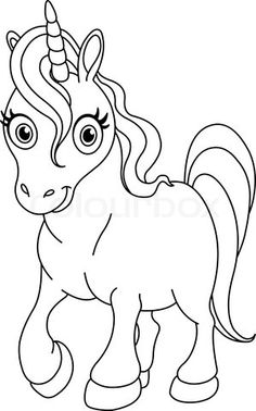 Unicorn Coloring Pages Online Free