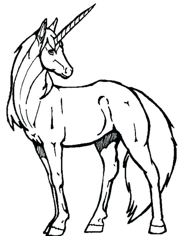 581x763 Unicorn Color Page Unicorn Coloring Pages Unicorn Coloring Pages