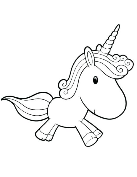463x600 Unicorn Drawings To Color Unicorn Coloring Pages Unicorn Drawings