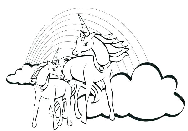 600x417 Unicorn Unicorn Unicorn Coloring Pages Pdf