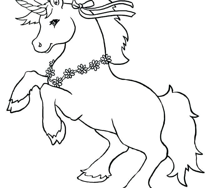 678x600 Printable Unicorn Coloring Pages Unicorn Coloring Pages Printable