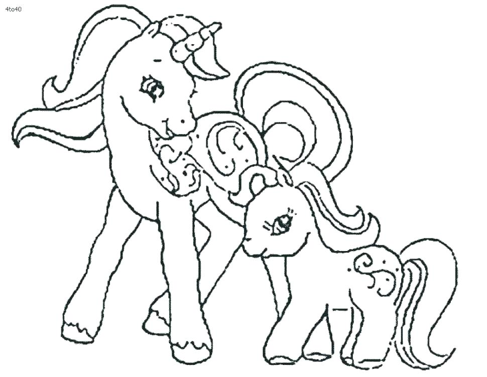 970x751 Coloring Pages Unicorns Free Unicorn Coloring Pages Printable