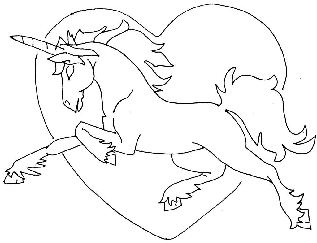 1024x785 Stunning Unicorn Coloring Pages With Unicorn Coloring Pages