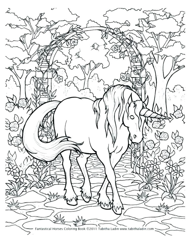 742x960 Coloring Pages Unicorns Unicorn Coloring Pages Printable Free