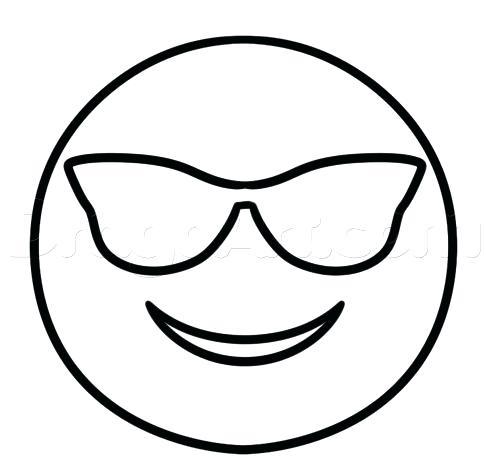 486x475 Fresh Emoji Coloring Pages To Print For Unicorn Emoji Panda