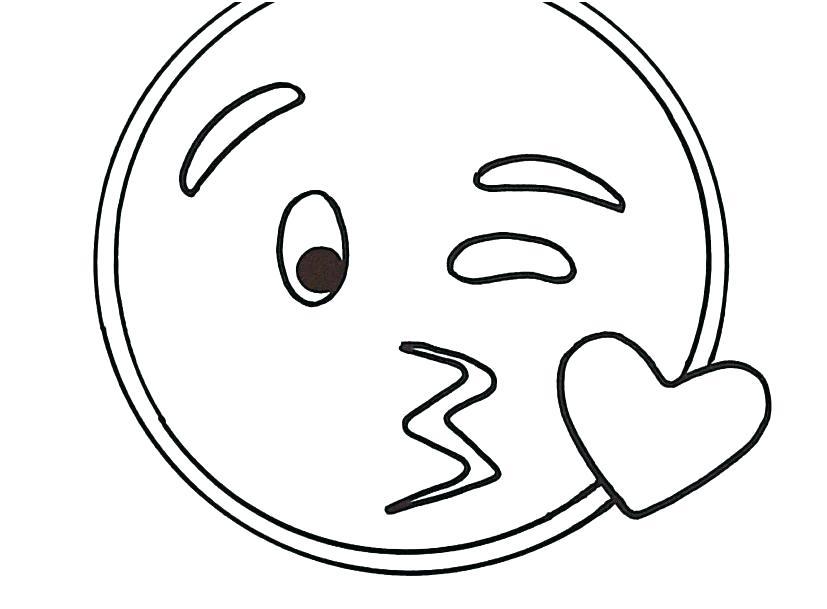 827x609 Unicorn Emoji Coloring Page Unicorn Emoji Coloring Page Also Free