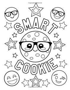 236x305 Emoji Coloring Book