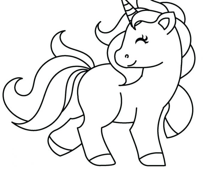 Unicorn Head Coloring Pages at GetDrawings | Free download