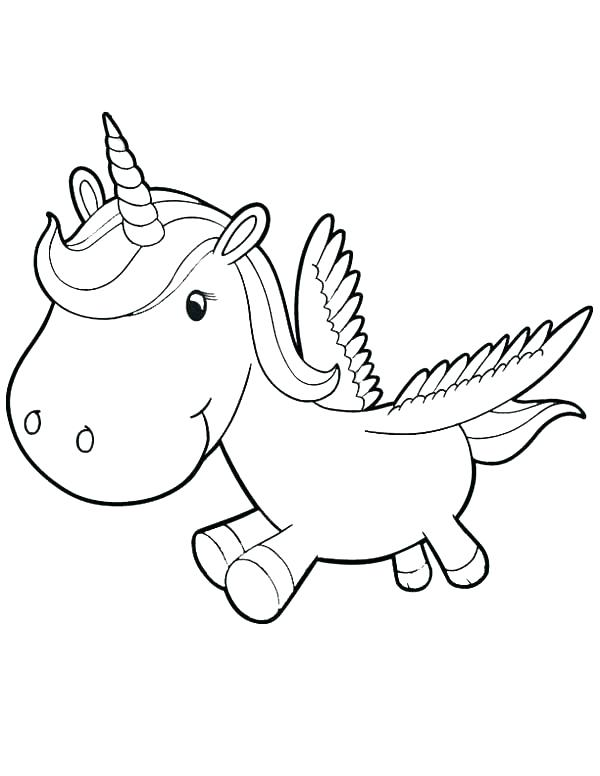 600x776 Coloring Page Unicorn Awesome Unicorn Coloring Pages Fee Coloring
