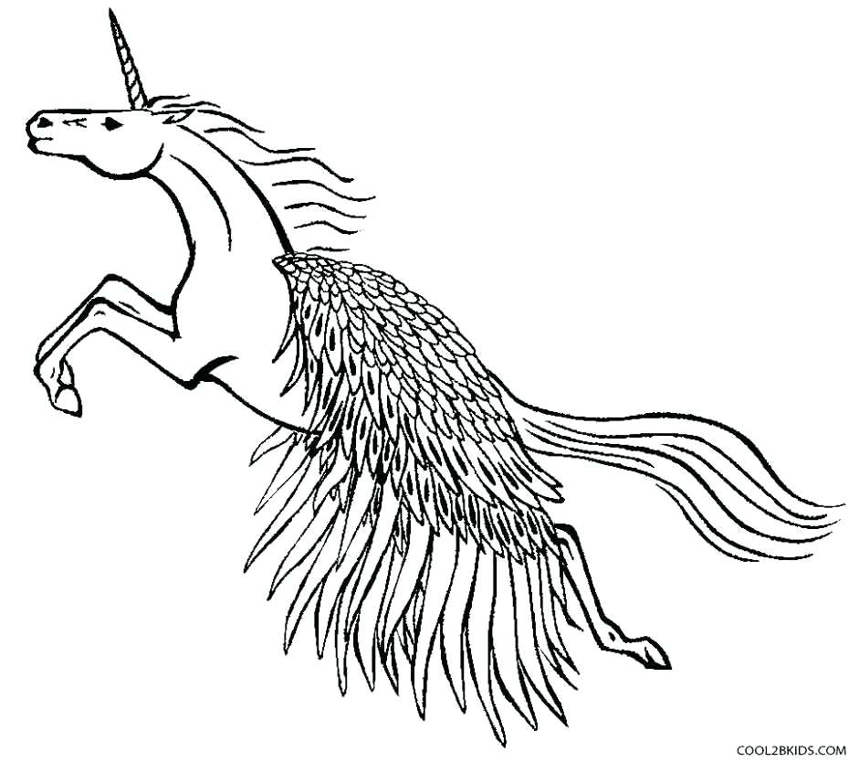 941x834 Pegasus Coloring Pages Minimalist Coloring Page Fee Printable