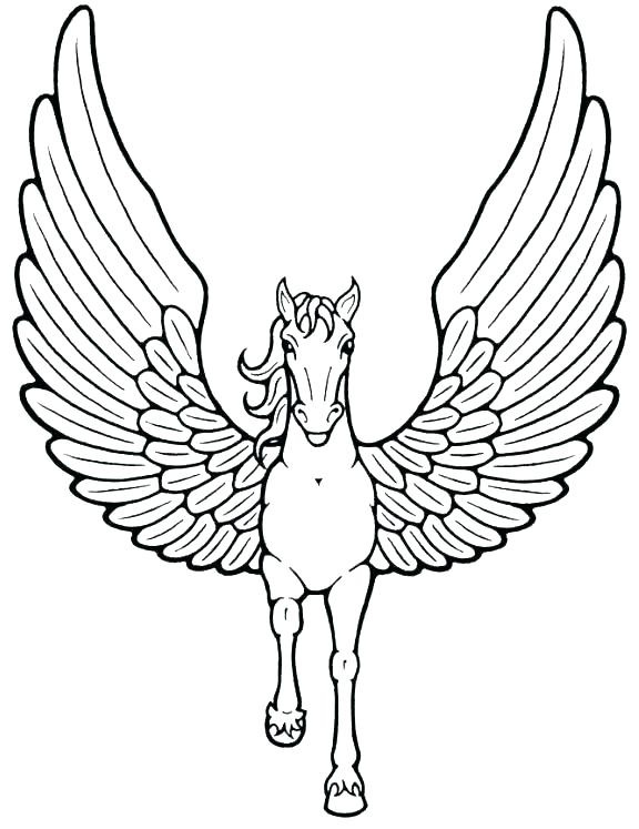 576x747 Coloring Pages Fairies And Unicorns Unicorn Color Pages Unicorn
