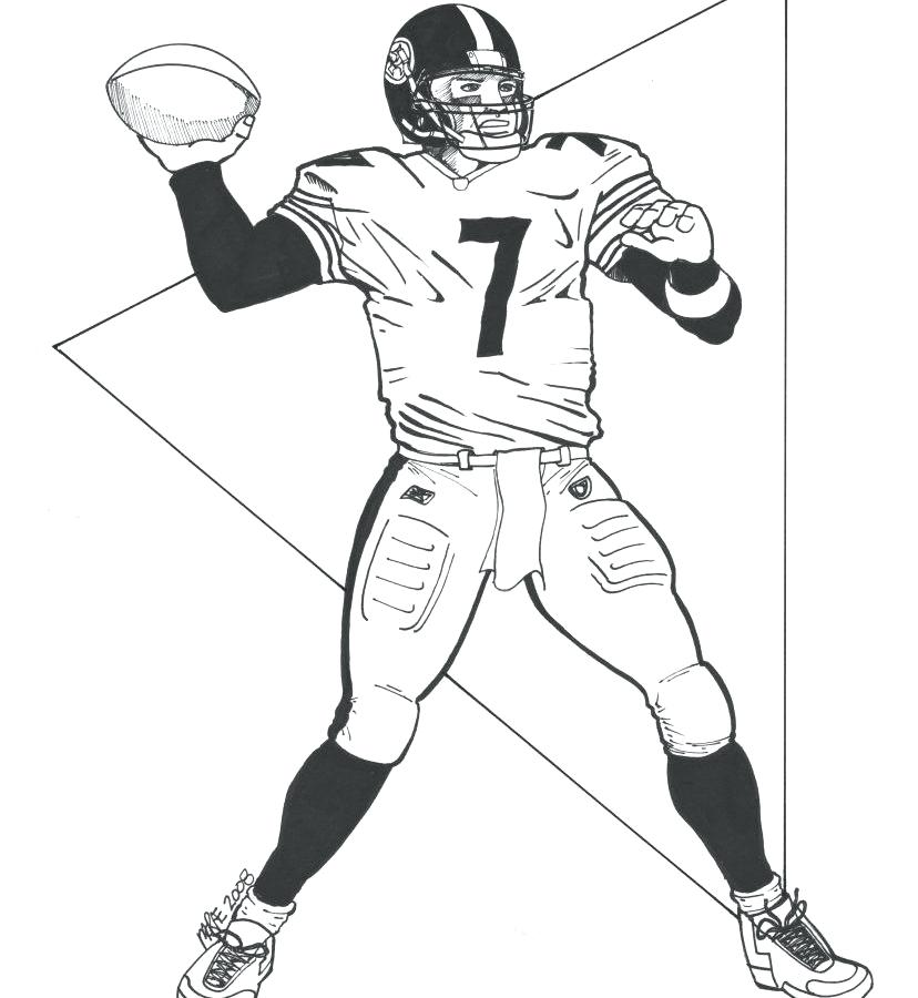 Uniform Coloring Pages At Getdrawings Com Free For