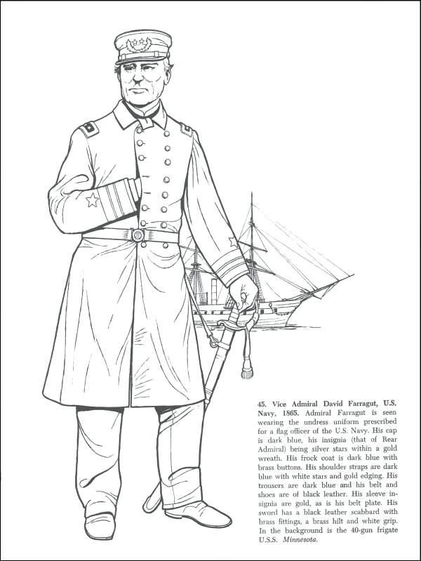 600x799 Civil War Coloring Pages Civil War Uniform Coloring Pages Civil