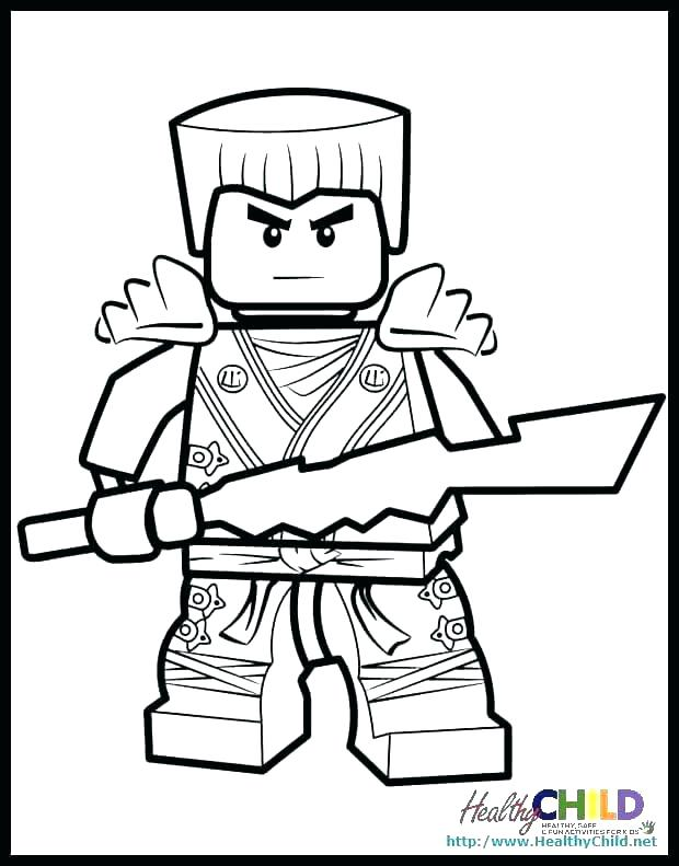 620x791 Lego Color Page Coloring Pages Ideal Ninja Coloring Pages Print