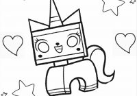 200x140 Coloring Page Unikitty Lovely Color Sheet Best Images About S