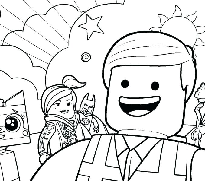 678x600 Lego Movie Coloring The Movie Coloring Pages Movie Coloring Pages