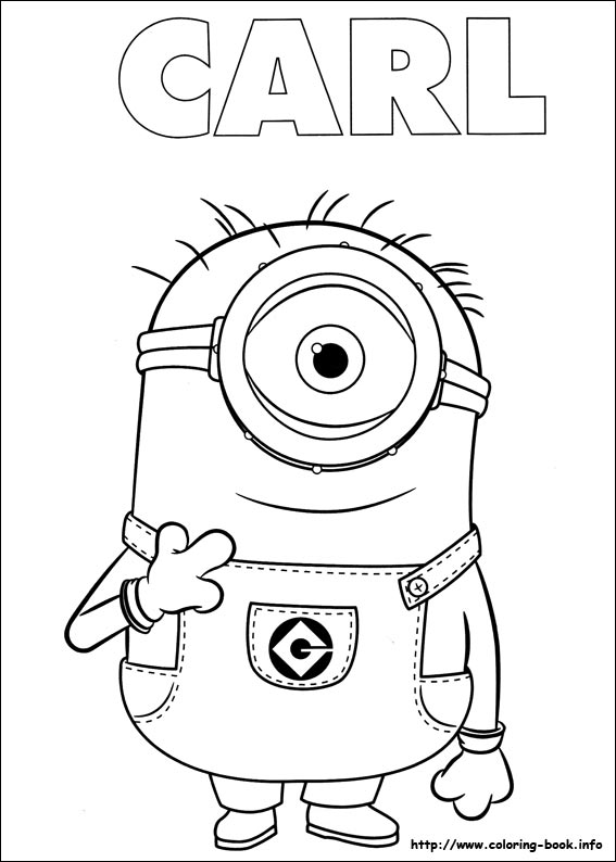 Unisex Coloring Pages