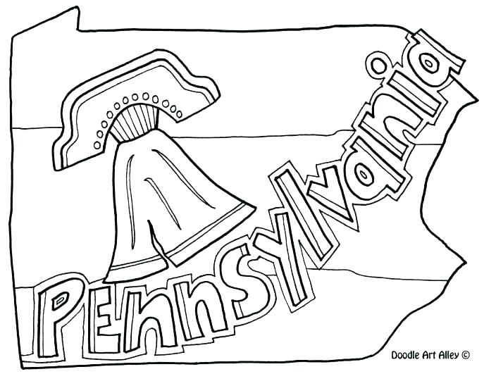 687x531 United States Coloring Page Icontent