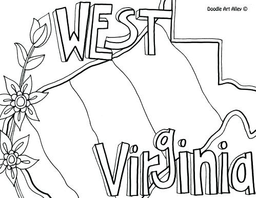 499x386 United States Coloring Pages