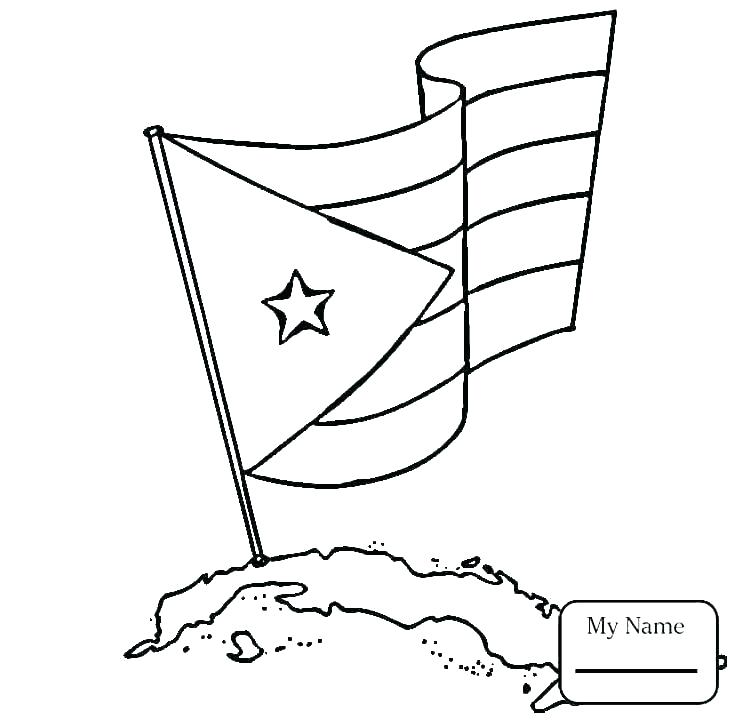 734x720 United States Coloring Pages S S S United States Flag Color Pages