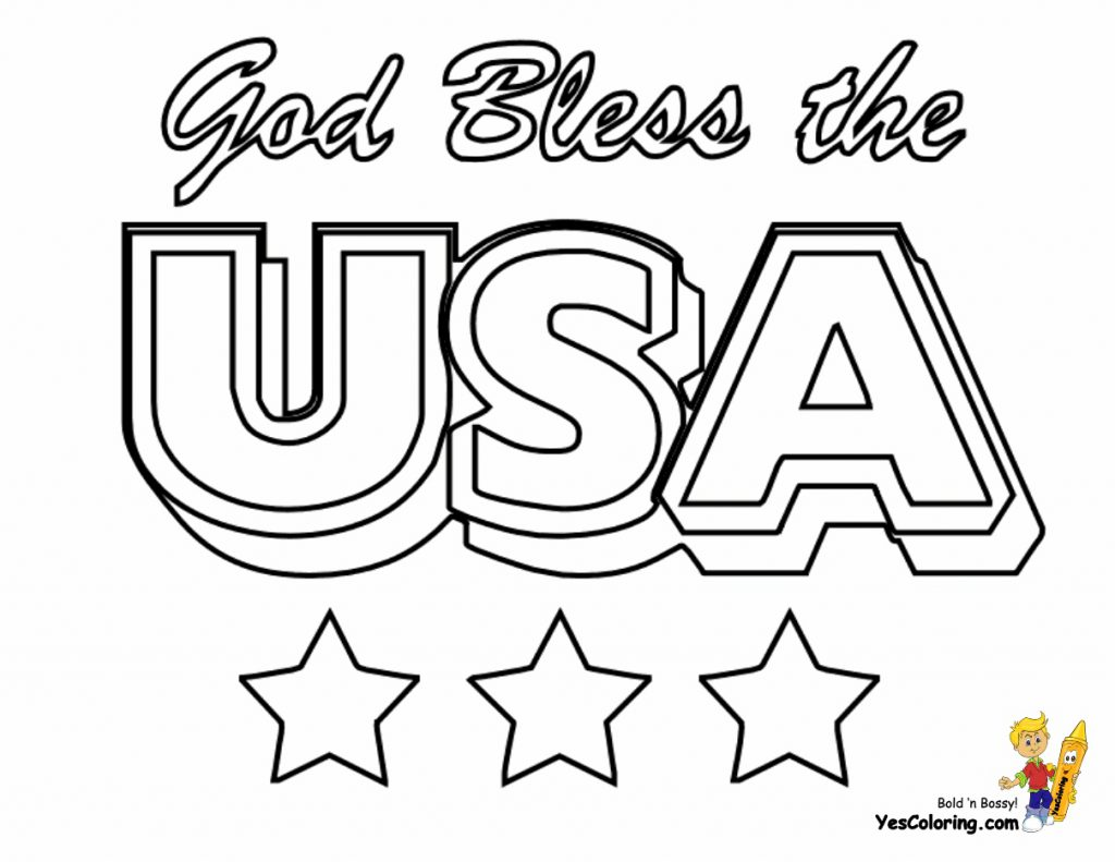 1024x791 Usa Coloring Pages Printable Of I Love Beautiful Free Map Waving