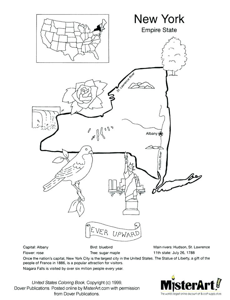 736x957 United States Coloring Pages State Coloring Pages Pics State Flag