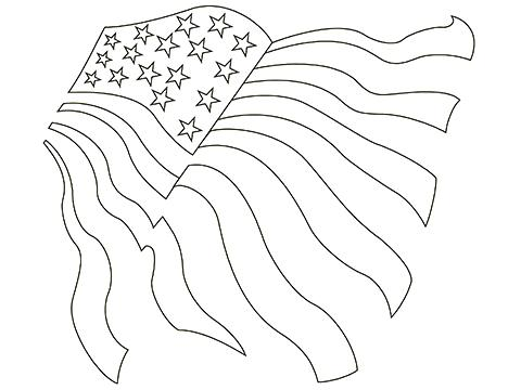 480x360 Flag Coloring Country Flag Coloring Pages Flag Coloring Page