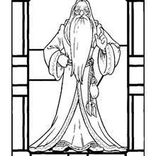 220x220 Harry Potter Free Online Coloring Pages, Artwork And Drawings