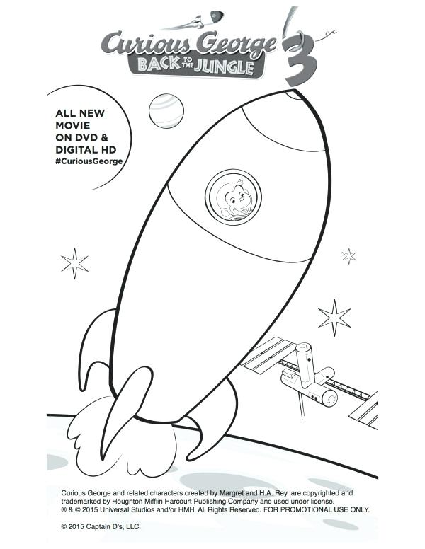 600x776 Rockets Coloring Pages Free Printable Rocket Ship Coloring Pages