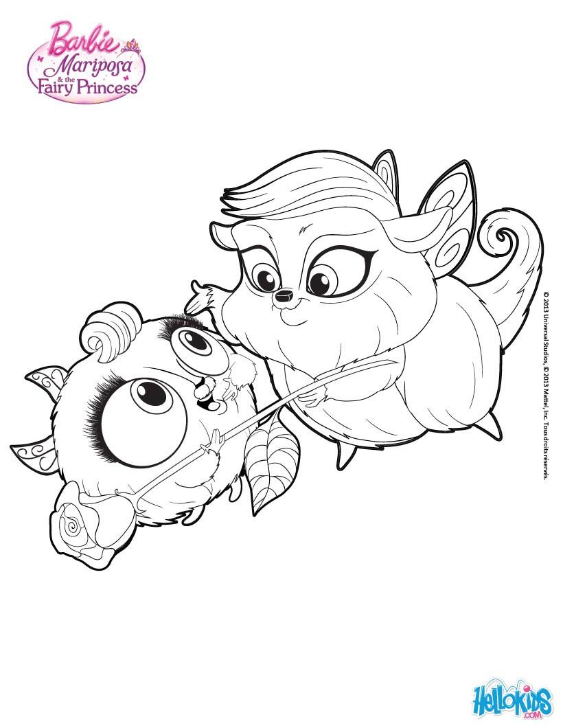 820x1060 Zee And Anu Cute Pets Coloring Pages