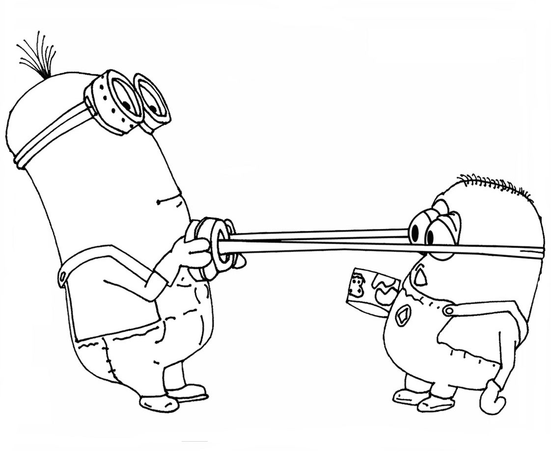 1122x918 Despicable Me Coloring Pages Agnes Free Coloring Pages