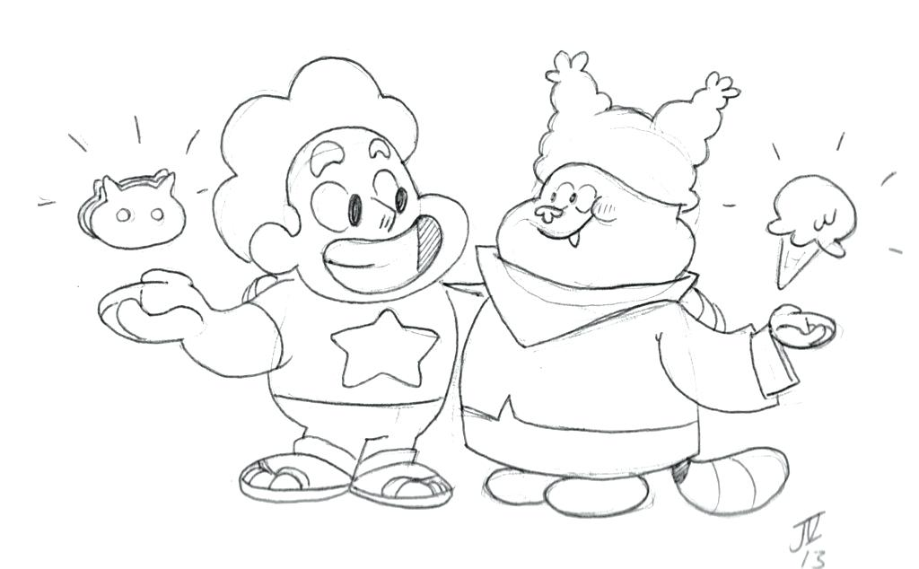 1024x634 Luxury Steven Universe Coloring Pages For And Lion Universe