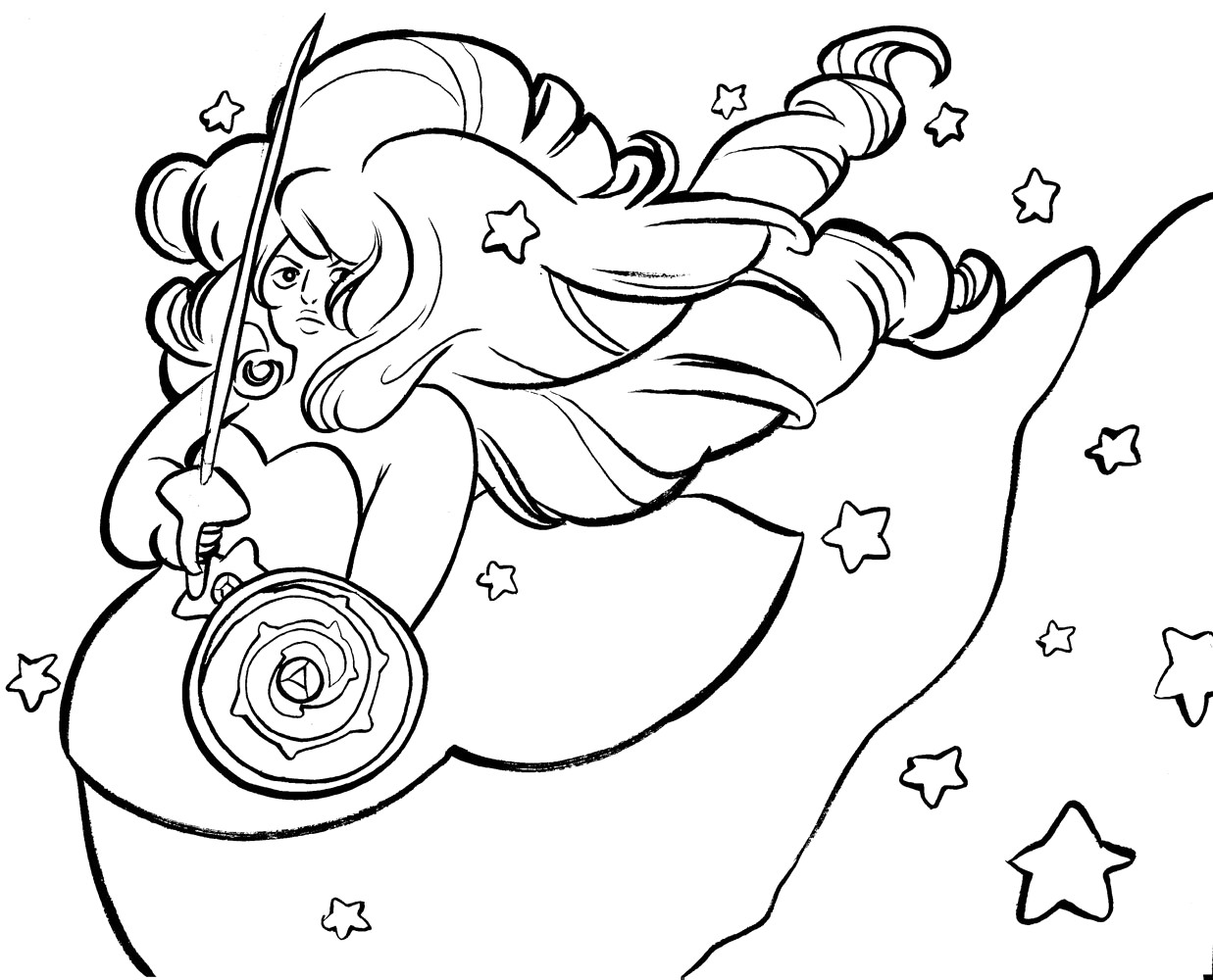 1237x1000 Steven Universe Coloring Pages Incredible