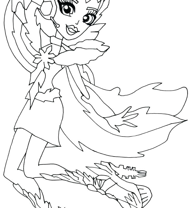 736x800 Dress Coloring Pages To Print Vanda