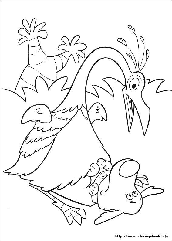 567x794 Best Disney Up Coloring Pages Disney Images