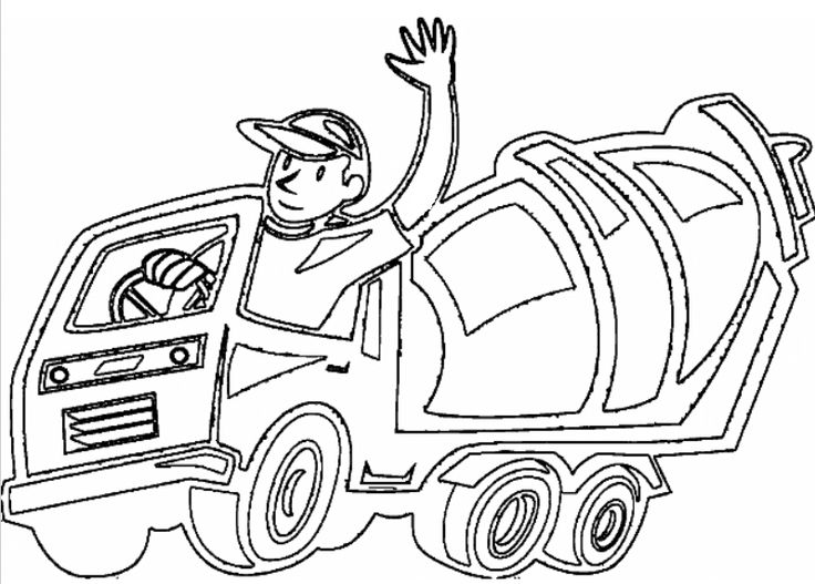 736x527 Best Pickup Truck Coloring Pages Images On Pickup