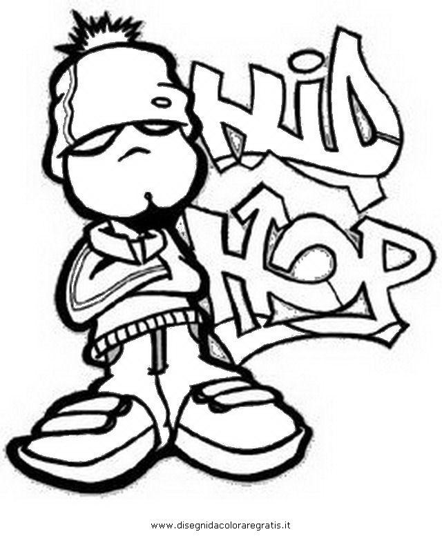 640x777 Hip Hop Coloring Pages Dance Coloring Pages Hip