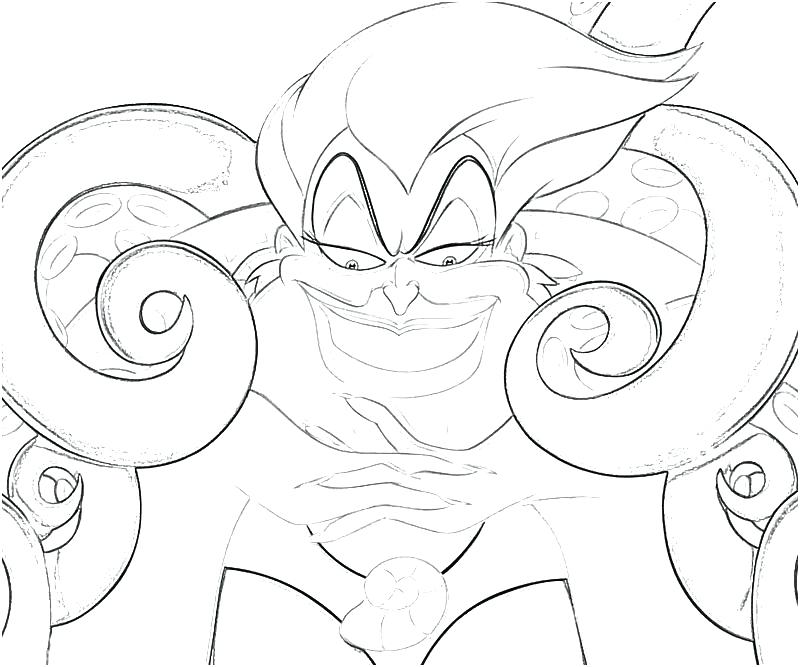 800x667 Ursula Coloring Pages Coloring Page Coloring Page Coloring Pages